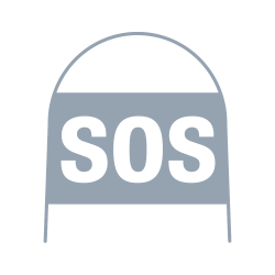 SOS Label