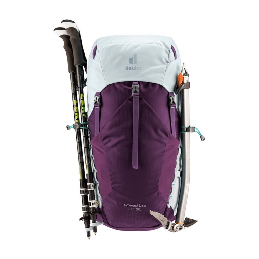 Deuter 0032 3410721-5426-SpeedLite30SL plum tin-D-06